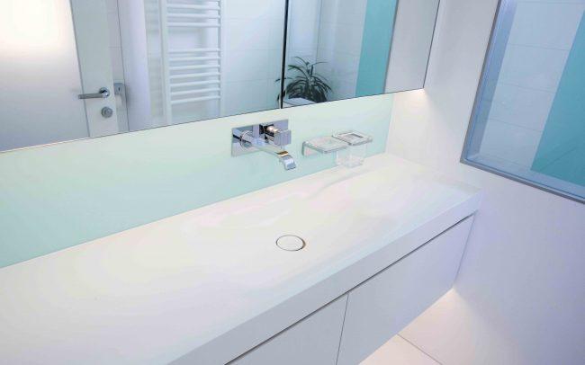corian vanity tops
